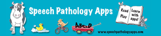 Speech Pathology Apps, Logo